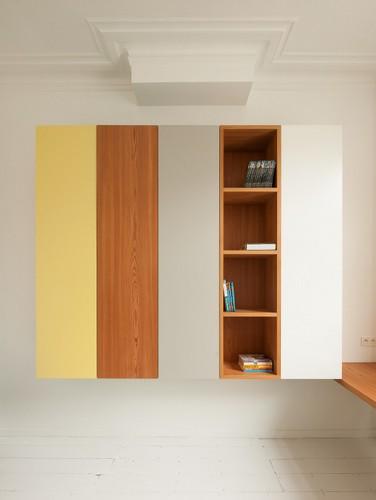 Rediseño ingenioso de habitaciones y restaurauración completa de apartamento  (16)