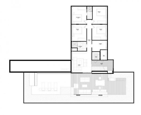 Planos voladizo arquitectura vivienda (1)