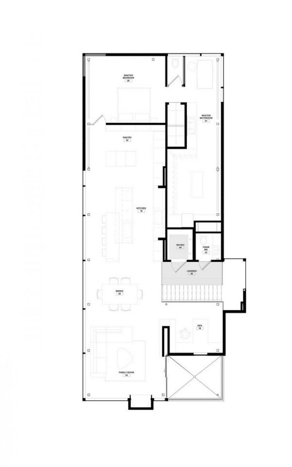 Planos voladizo arquitectura vivienda (2)
