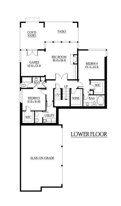 Planos del primer piso