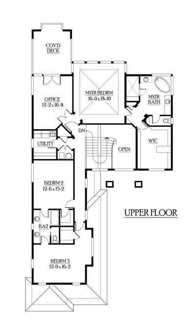 planos del tercer piso