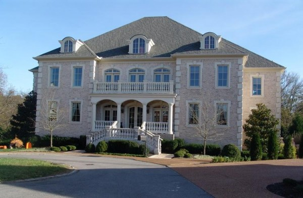 Diseño de la casa y de la fachada