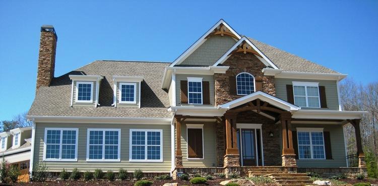 Planos de casa estilo country de 359 metros cuadrados
