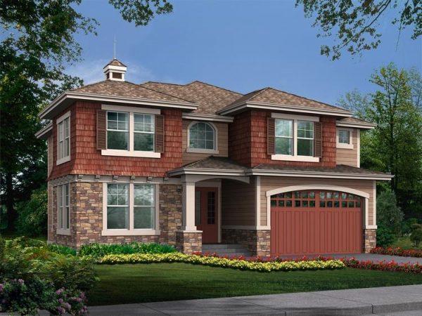 Diseño completo de la casa