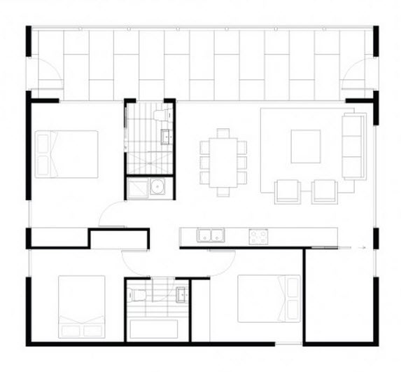 Casa autosustentable! Mostramos como la vivienda menor energía que la producida por panales solares 4
