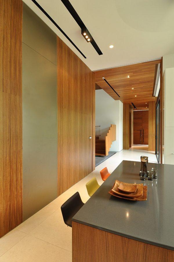 diseño en madera interior