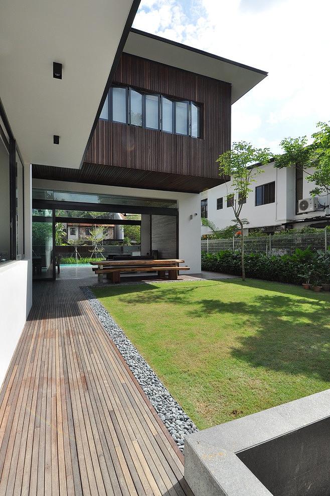 Casa de huéspedes con un encanto especial en la ciudad de Singapur: Sunset Terrace House
