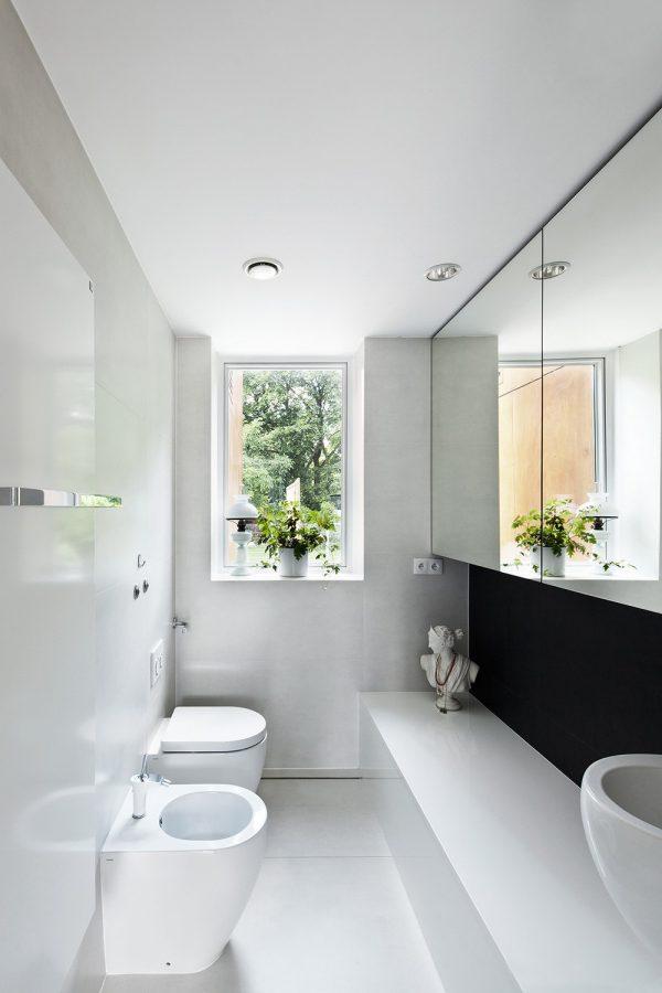 Baño muy lujoso y elegante