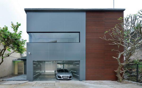 Moderno hogar encantador