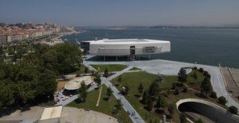 El edificio tolerante de Renzo Piano para Santander: Centro Botín