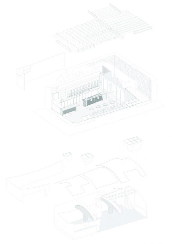 Primer plano del edificio
