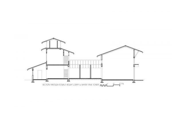 Sexto plano de la casa