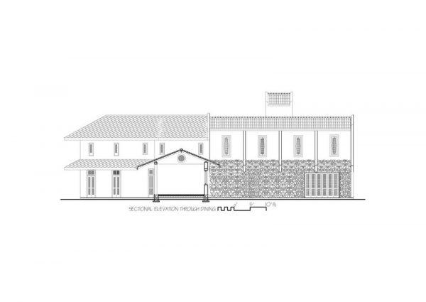 Séptimo plano de la casa