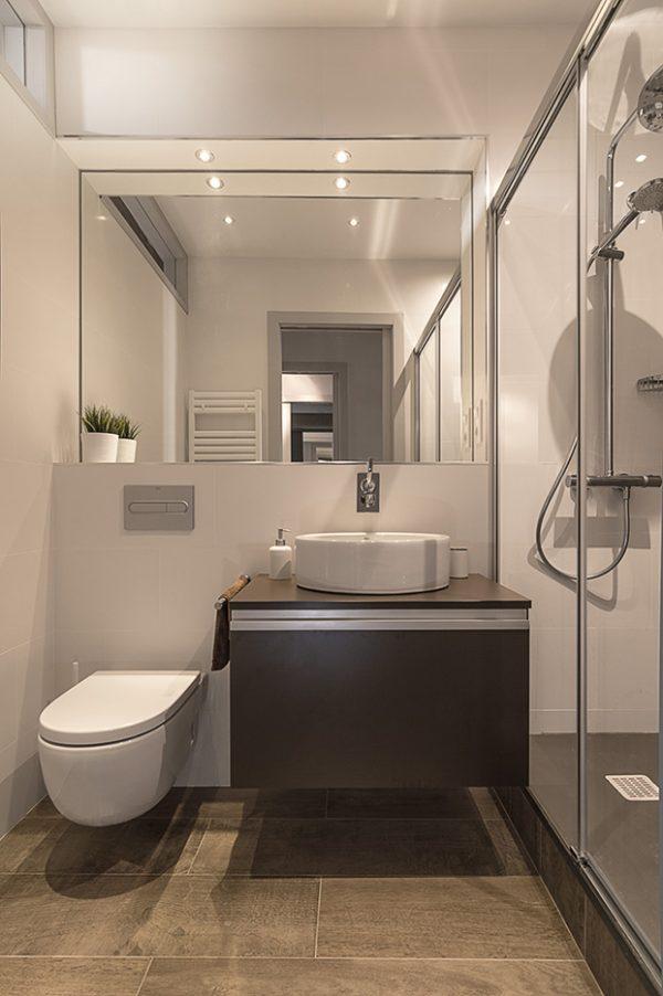 Un baño con un concepto diferente