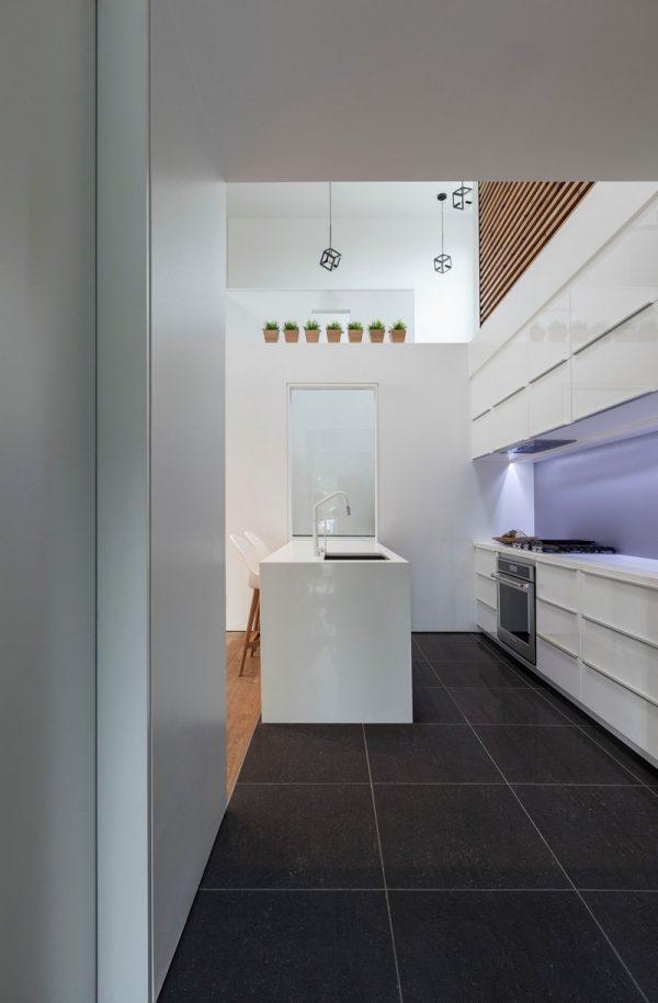 Un espacio para cada lugar de la casa