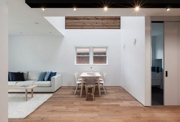 El mejor diseño laminado de piso