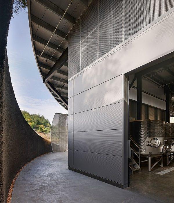 Diseño amplio y de concreto