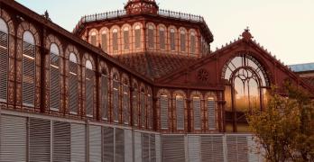 Mercat de Sant Antoni reabre sus puertas al público para mostrar su arquitectura