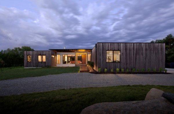 Cómodas habitaciones modernas