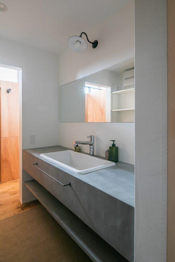 Un baño muy higienico y moderno