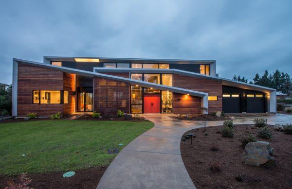 Bonita casa muy grande