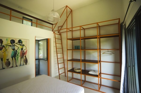 Diseño bonito de la casa