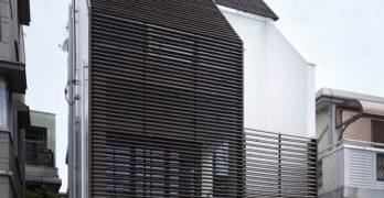 Casa IS en Japón: Maximización del espacio a través del diseño original