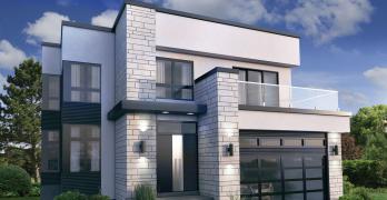 Hermosa casa de dos pisos moderna y con acabados lujosos