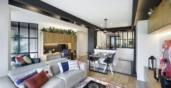 Nuevo proyecto deshace el estilo loft en Barcelona con una mejor muy importante