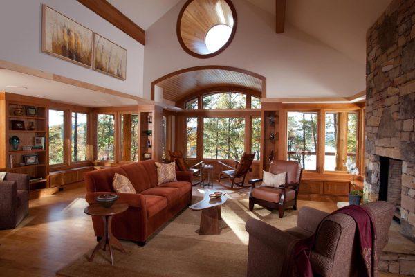 Excelente diseño de sala