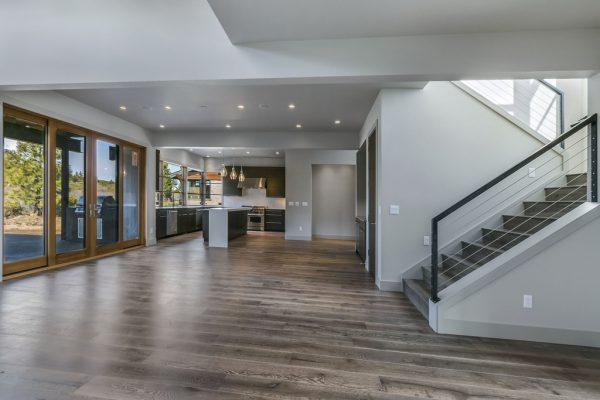 Amplio espacio d sala y comedor